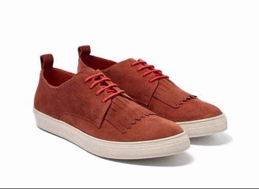 Sneakers con Frange_Benetton