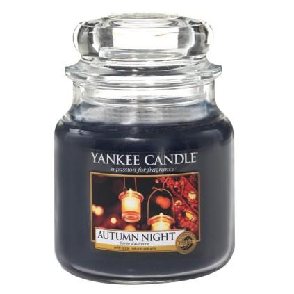 Yankee Candle_Autumn Night
