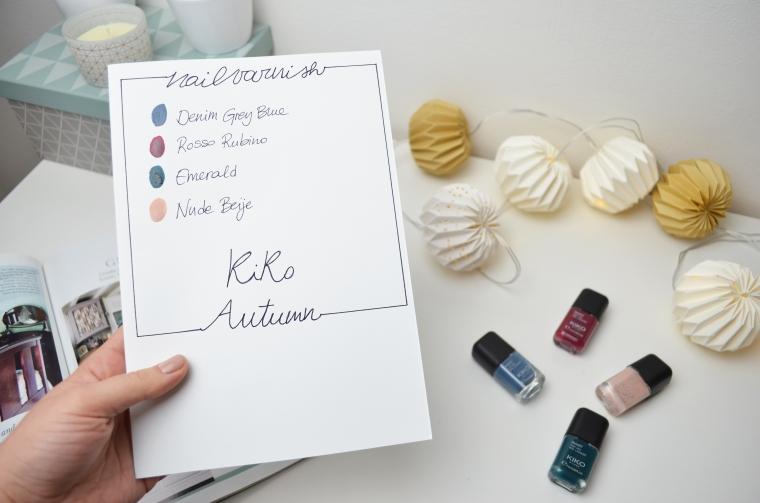 LilysColours_Autumn&Winter_Picks_Kiko